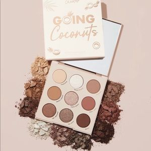 "🥥New Colourpop ""Going Coconuts"" Palette🥥"